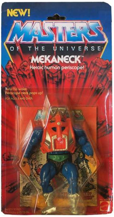 masters of the universe vintage card template mekaneck masters of the universe