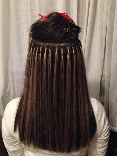 hair extensions with altjanastyle ombre highlights with fusion hair extensions