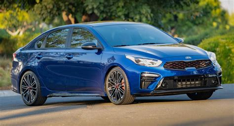 Kia Forte Gt 2020 by 2020 Kia Forte Gt Shows Its Two Flavors At Sema Carscoops