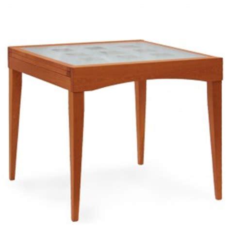 tavolo quadrato 80x80 allungabile tavoli allungabili arredas 236