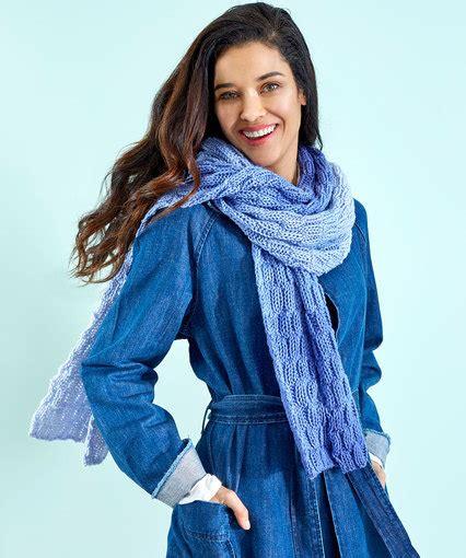 Knitting Patterns Galore Scarves   knitting patterns galore basketweave knit scarf