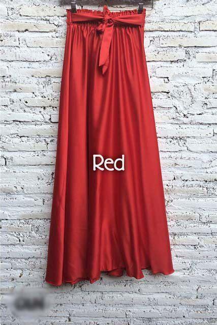 Rok Maxi Skirt Wanita Gucci Skirt restock october model baru pakaian wanita rok rok