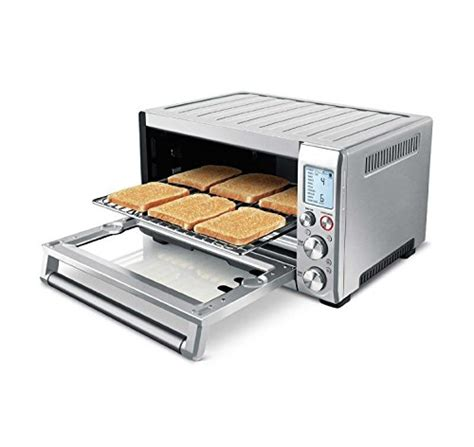 breville smart oven pro with light breville bov845bss smart oven pro convection toaster oven