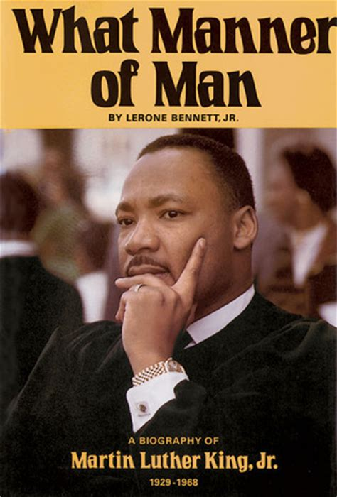 biography book of martin luther king jr what manner of man a biography of martin luther king jr