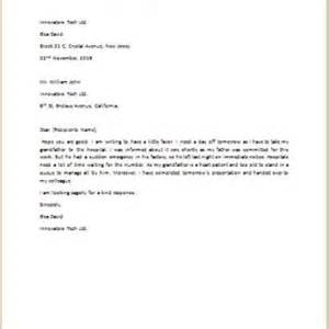 Request Letter To Manager Formal Official And Professional Letter Templates Part 3