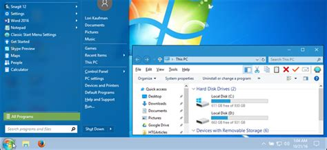 house md themes for windows 7 how to make windows 10 look and act more like windows 7