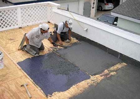 crank brothers deck repair waterproofing  coating