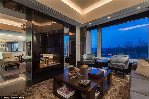 serviced appartments new york saudi prince lists three floor luxury new york apartment