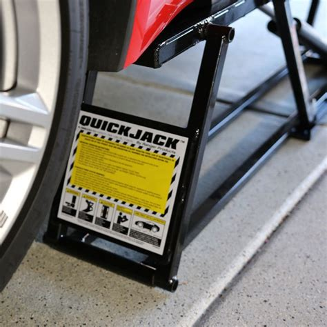 quickjack bl 3500slx portable car lift garage lift system