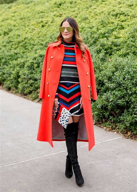 Set Stripe Skirt free stripe sweater skirt set