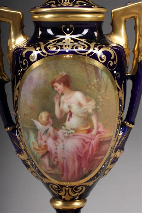 antique hand painted porcelain ls 409 best images about royal vienna porcelain on pinterest