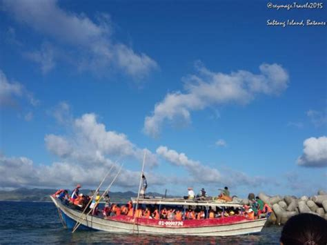 how to go to batanes by boat boat ride going to sabtang island picture of