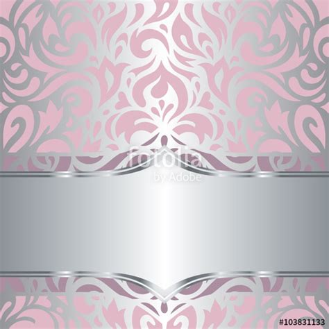 Pink And Silver Wallpaper pink silver wallpaper top backgrounds wallpapers