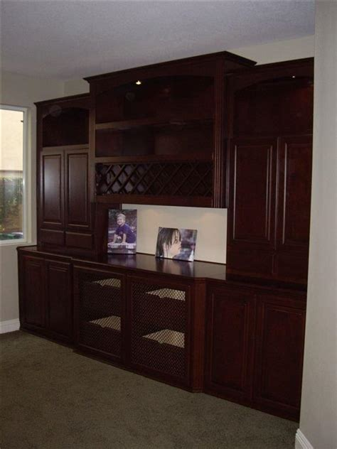 Custom Home Office Cabinets And Built In Desks Custom Home Office Furniture