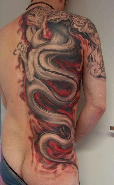 tattoo dragon man pin mermaid rib side tattoo on pinterest