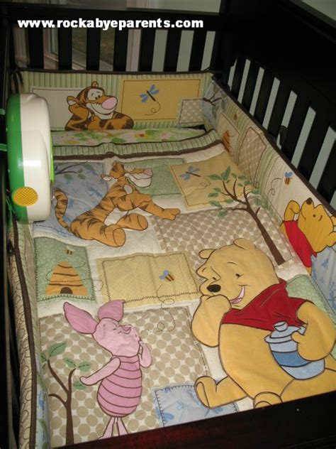 Tigger Crib Bedding Disney Pooh And Tigger Bizzy Bees Tigger Crib Bedding