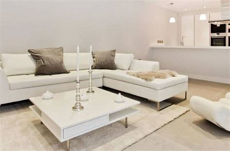 small white sectional sofa 18 leather sectional sofa designs ideas design trends