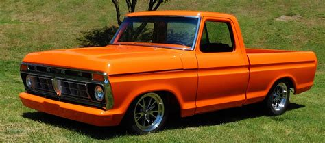 1976 Ford F100 by 1976 Ford F100 Truck 2016 National Rod