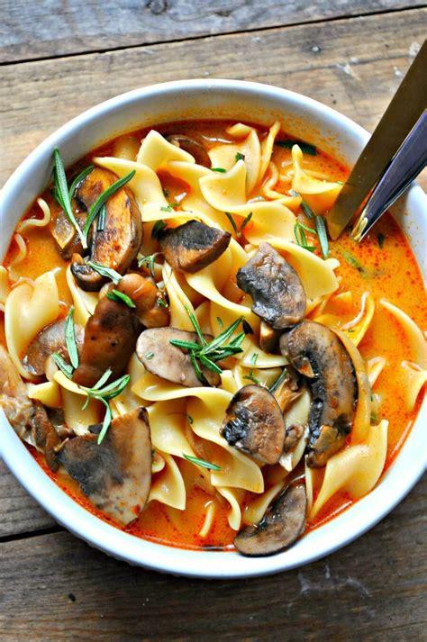 tasty vegan mushroom recipes