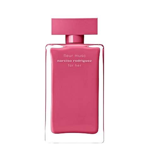 fleur musc for narciso rodriguez sur origines parfums