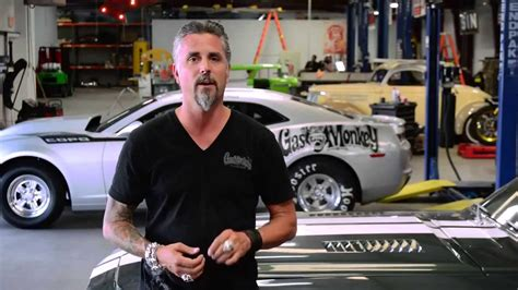 Gas Monkey Garage Dennis by Ebay Gas Monkey Garage Partners With Ebay Motors