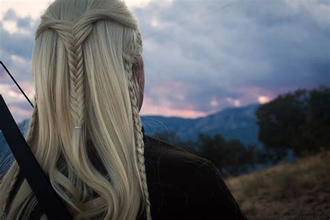 orlando bloom elvish in lotr legolas elven bowman cosplay by the alef on deviantart