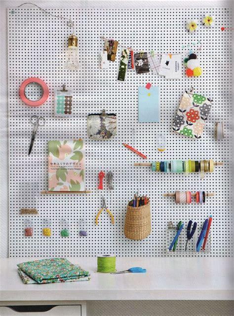 pegboard craft zimmer 100 besten ordnungsliebe bilder auf