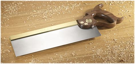 Pax 1776 Tenon Saw Closed Handle Made In Sheffield By