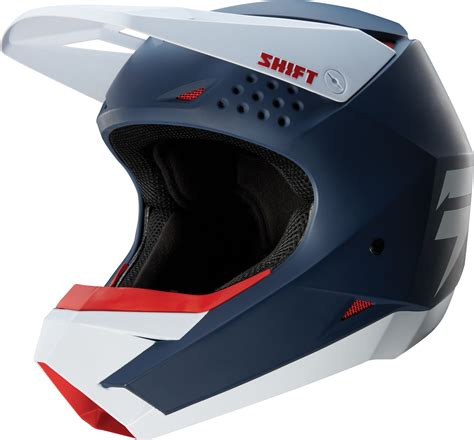 shift motocross helmets 2018 shift whit3 label helmet navy 2018 shift motocross