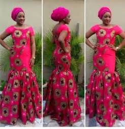 ankara dresses for weddings beautiful ankara gown styles for wedding event lykables
