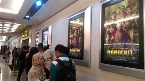 film bioskop jumanji 2 film hangout di bioskop citra xxi membludak karya