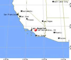 san bernardino california ca profile population maps