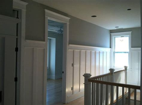 Craftsman Wainscoting Ideas Arts And Crafts Style Wainscoting Happy Hallways