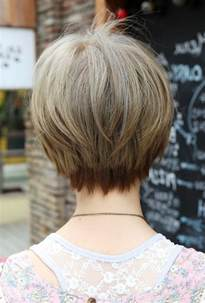 hair styles in front and in back short bob haircuts front and back hairstyles ideas