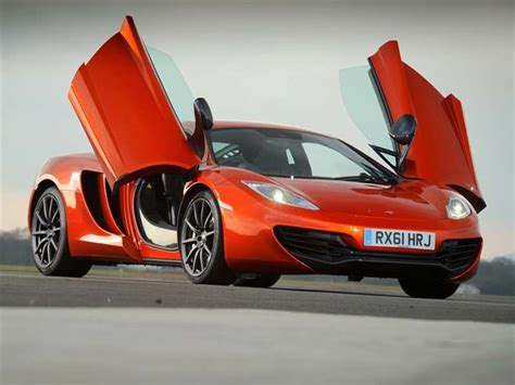 mclaren mp  top   expensive sports cars high priced sports cars