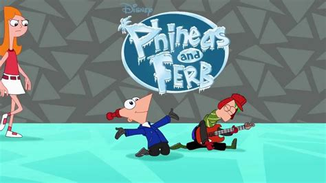 Phineas And Ferb Backyard Song by Phineas And Ferb Winter Vacation Theme Song 2012 Season