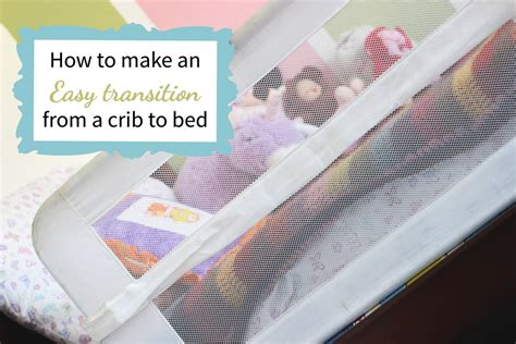 When To Transition From Crib To Bed Transitioning From Crib To Bed Easily