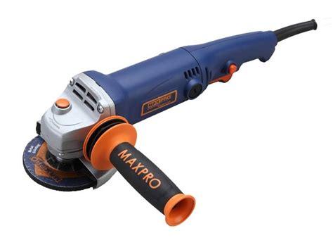 Angle Grinder 570 W Iwara maxpro 850w 4 quot angle grinder my power tools