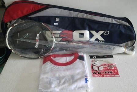 Raket Yonex Kevin jual perlengkapan olahraga bulutangkis badminton