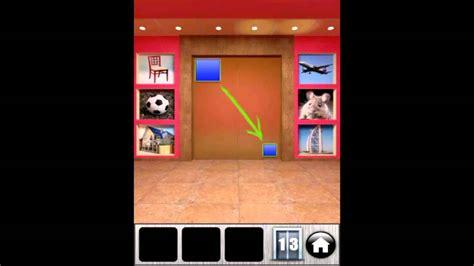 100 doors underground level 13 walkthrough youtube 100 doors runaway level 13 walkthrough youtube
