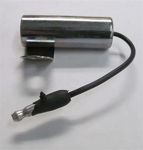 radio interference capacitor mustang 1966 mustang radio noise suppressor