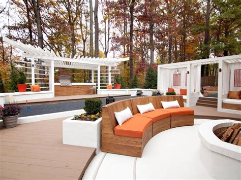 outdoor room designs family friendly outdoor spaces hgtv