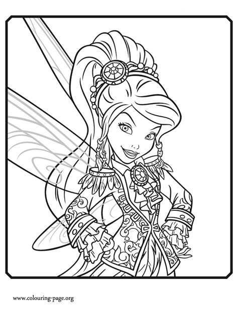 draw zarina pirate fairy archives pencil drawing collection