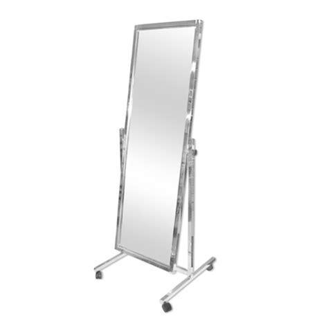 square framed tilt mirror the sterlingham company ltd adjustable tilt chrome single mirror chrome trio display