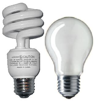 non incandescent light bulbs file incandescent and fluorescent light bulbs png