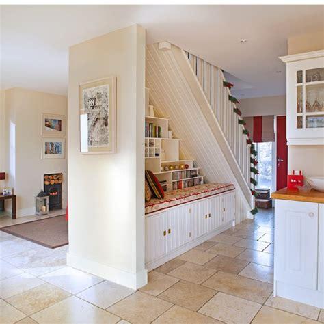 Open Plan Kitchen Hallway neutral open plan hallway housetohome co uk