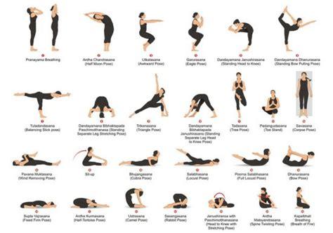 tutorial bikram yoga 10 basic yoga positions http www aurawellnesscenter