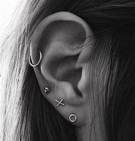 90 helix piercing ideas for your trendiest self