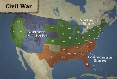 us map at time of civil war population we takes time to reflect on the 150th