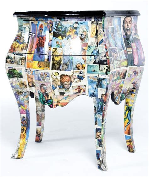 decoupage comic book diy crafts to make with newspapers and magazines aelida